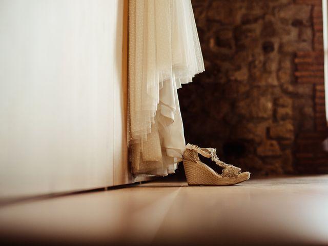 La boda de Gerard y Alba en La Quar, Barcelona 12