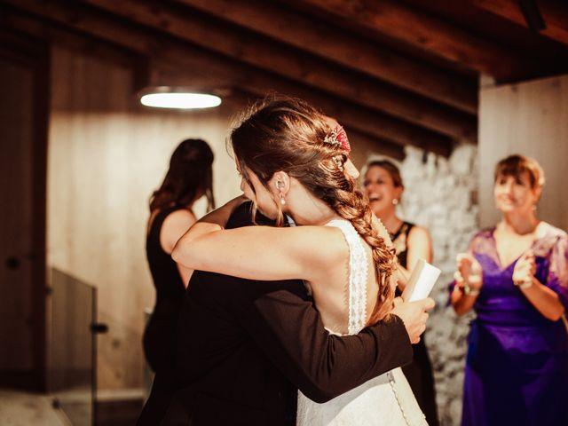 La boda de Gerard y Alba en La Quar, Barcelona 17