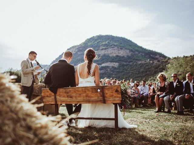 La boda de Gerard y Alba en La Quar, Barcelona 26