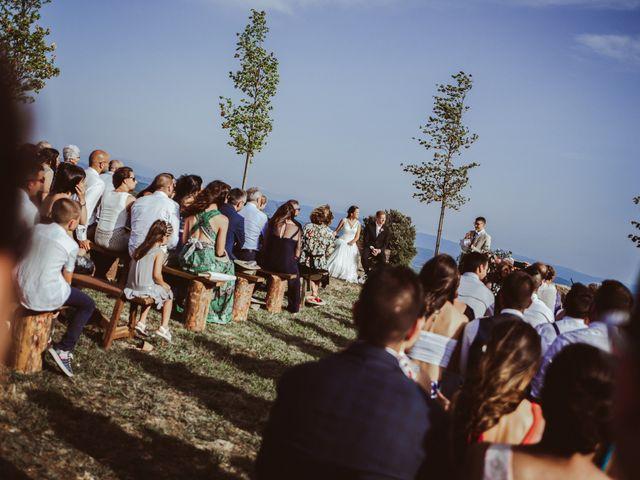 La boda de Gerard y Alba en La Quar, Barcelona 28