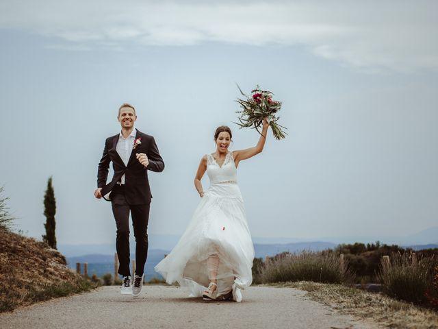 La boda de Gerard y Alba en La Quar, Barcelona 34