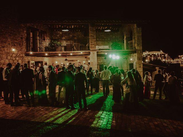 La boda de Gerard y Alba en La Quar, Barcelona 48
