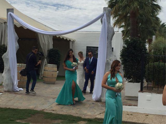 La boda de Adriana y Antonio Manuel en San Pedro Alcantara, Málaga 3