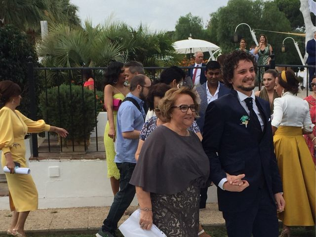 La boda de Adriana y Antonio Manuel en San Pedro Alcantara, Málaga 4