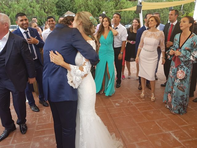 La boda de Adriana y Antonio Manuel en San Pedro Alcantara, Málaga 8
