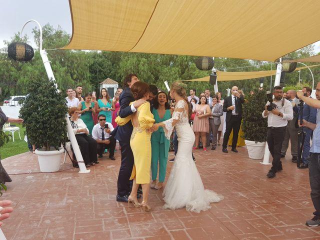 La boda de Adriana y Antonio Manuel en San Pedro Alcantara, Málaga 10