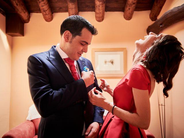 La boda de Breogán y Raquel en Ucles, Cuenca 12