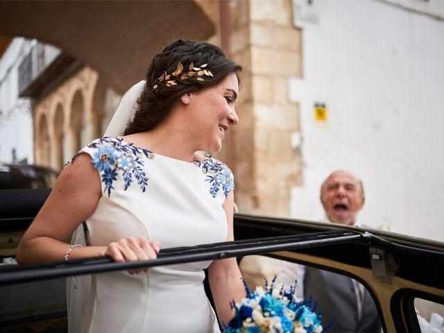 La boda de Breogán y Raquel en Ucles, Cuenca 1