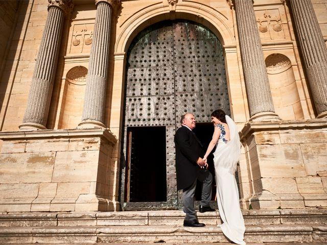 La boda de Breogán y Raquel en Ucles, Cuenca 2