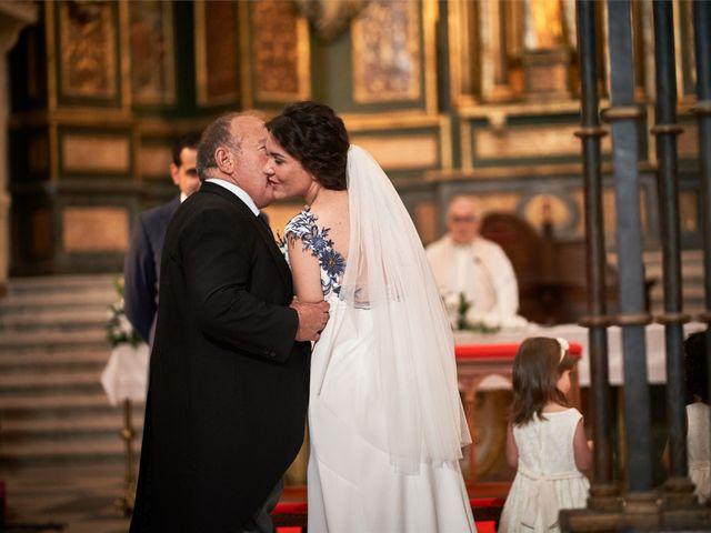 La boda de Breogán y Raquel en Ucles, Cuenca 17