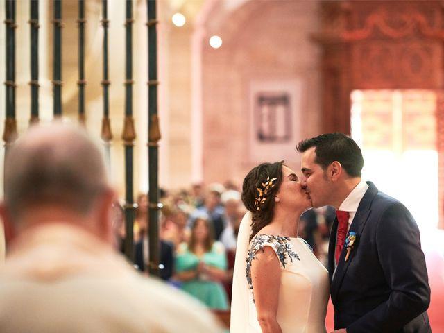 La boda de Breogán y Raquel en Ucles, Cuenca 19