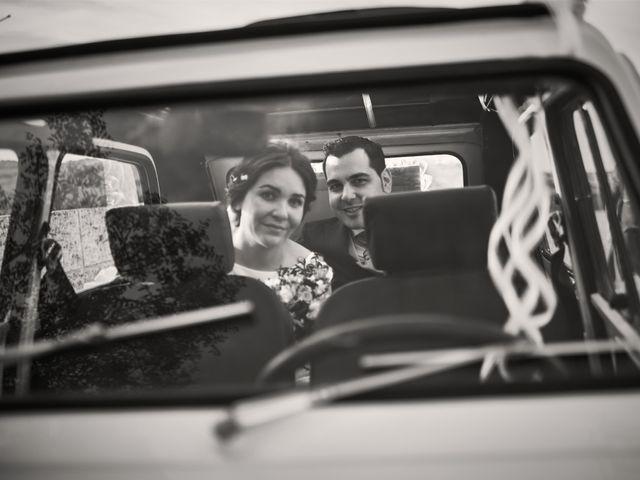 La boda de Breogán y Raquel en Ucles, Cuenca 23