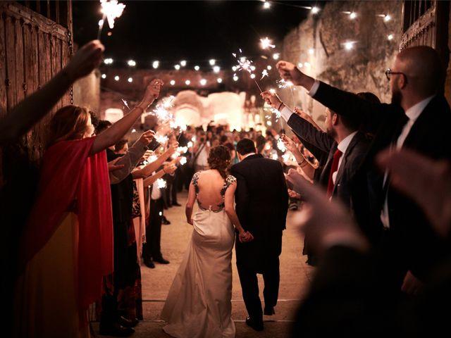 La boda de Breogán y Raquel en Ucles, Cuenca 31