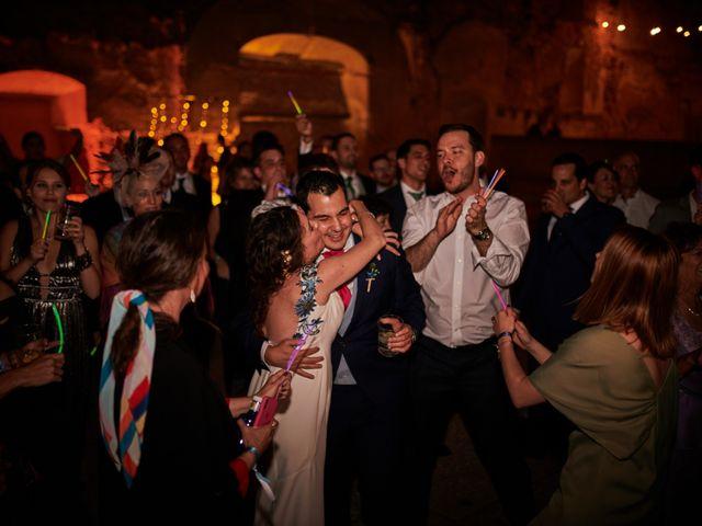 La boda de Breogán y Raquel en Ucles, Cuenca 34