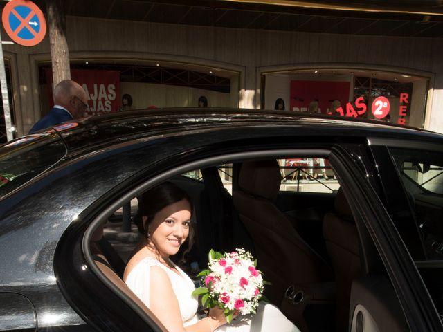 La boda de David y Ana en Madrid, Madrid 4