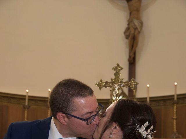 La boda de David y Ana en Madrid, Madrid 5