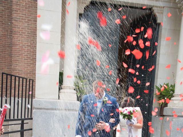 La boda de David y Ana en Madrid, Madrid 6