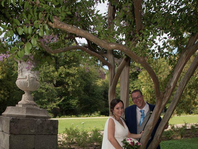 La boda de David y Ana en Madrid, Madrid 7