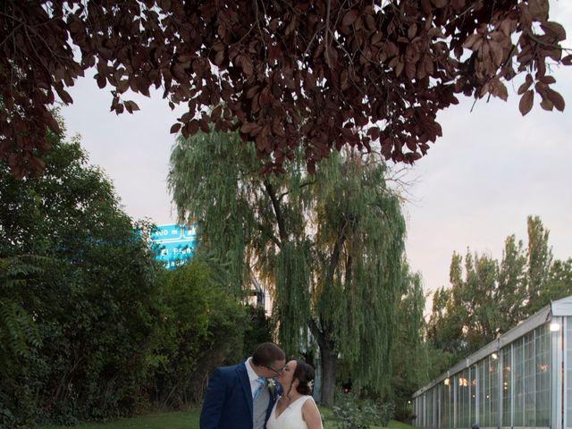 La boda de David y Ana en Madrid, Madrid 10