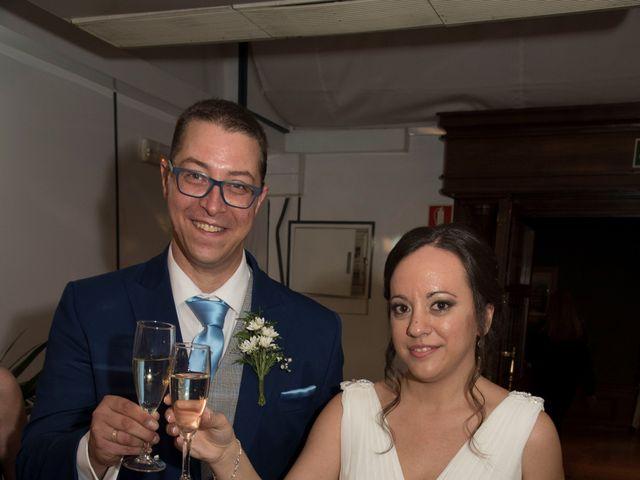 La boda de David y Ana en Madrid, Madrid 11
