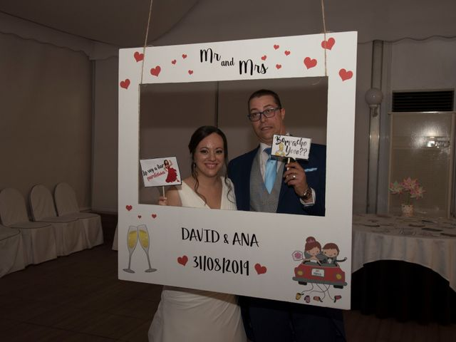 La boda de David y Ana en Madrid, Madrid 13