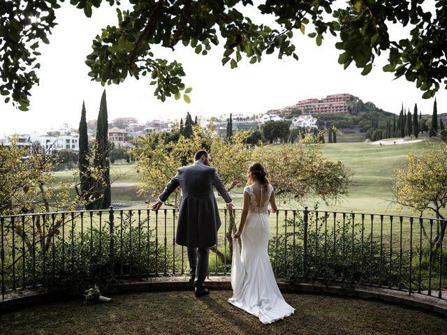 La boda de Antoni y Sara en Marbella, Málaga 27