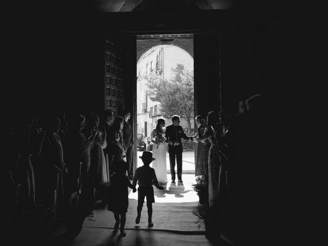 La boda de Victor y Paula en Segovia, Segovia 12