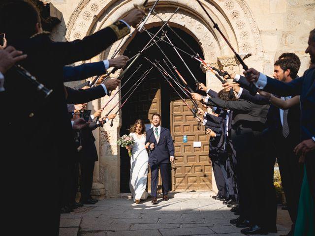 La boda de Victor y Paula en Segovia, Segovia 13