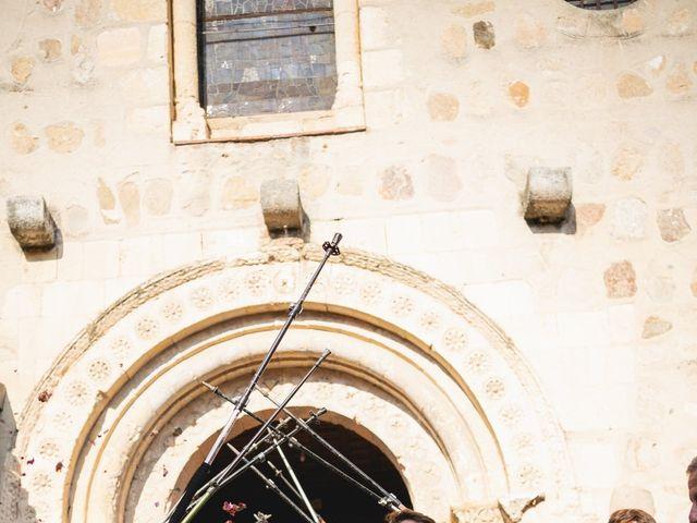 La boda de Victor y Paula en Segovia, Segovia 14