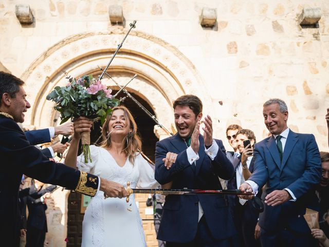 La boda de Victor y Paula en Segovia, Segovia 15