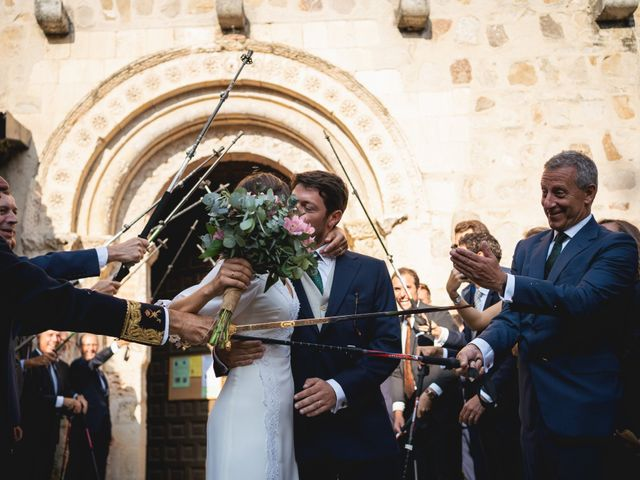 La boda de Victor y Paula en Segovia, Segovia 16