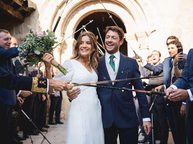 La boda de Victor y Paula en Segovia, Segovia 17