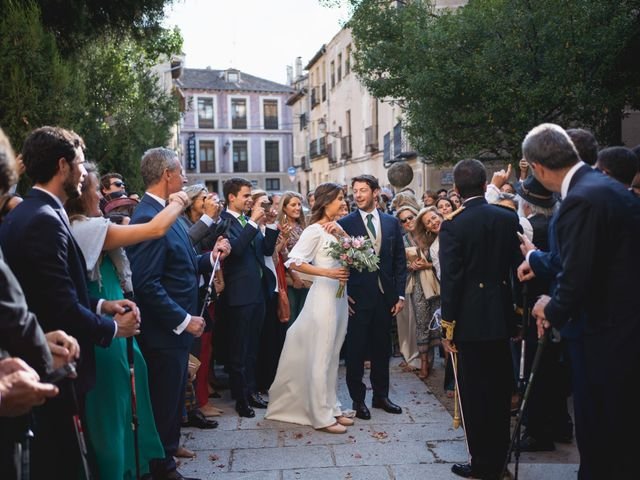 La boda de Victor y Paula en Segovia, Segovia 18