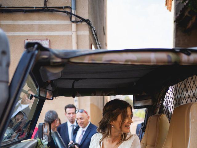 La boda de Victor y Paula en Segovia, Segovia 19