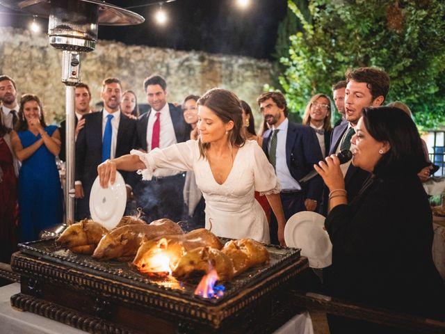 La boda de Victor y Paula en Segovia, Segovia 43
