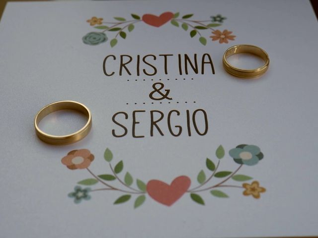 La boda de Cristina y Sergio en Villanueva Del Ariscal, Sevilla 4