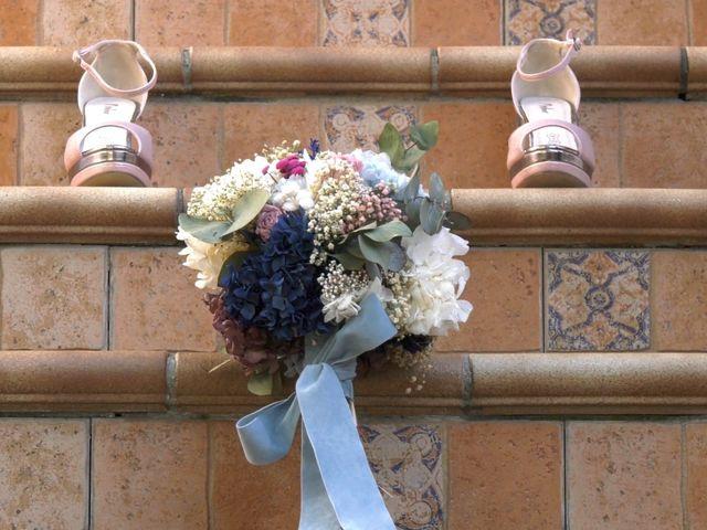 La boda de Cristina y Sergio en Villanueva Del Ariscal, Sevilla 5