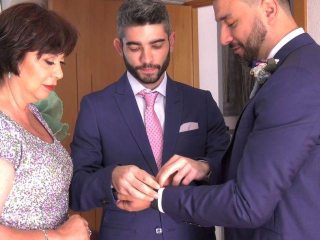 La boda de Cristina y Sergio en Villanueva Del Ariscal, Sevilla 12