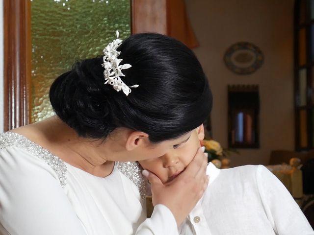 La boda de Cristina y Sergio en Villanueva Del Ariscal, Sevilla 13