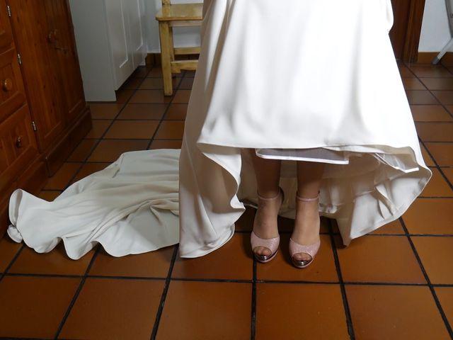 La boda de Cristina y Sergio en Villanueva Del Ariscal, Sevilla 14
