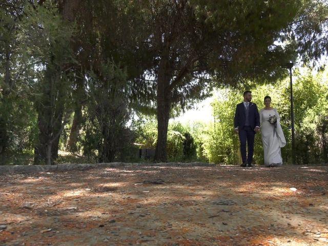 La boda de Cristina y Sergio en Villanueva Del Ariscal, Sevilla 18