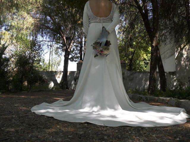 La boda de Cristina y Sergio en Villanueva Del Ariscal, Sevilla 19