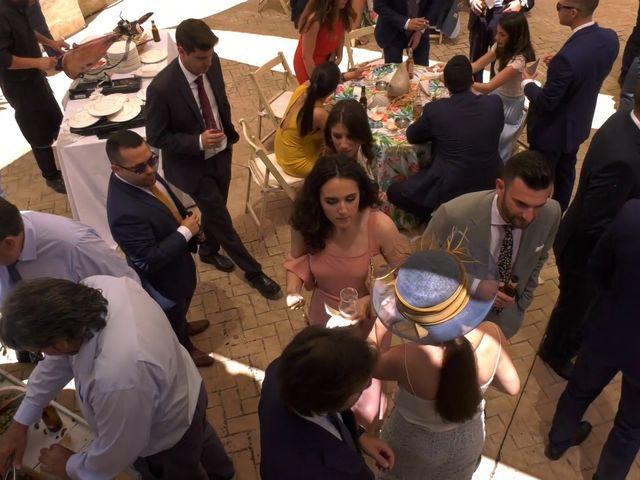 La boda de Cristina y Sergio en Villanueva Del Ariscal, Sevilla 21