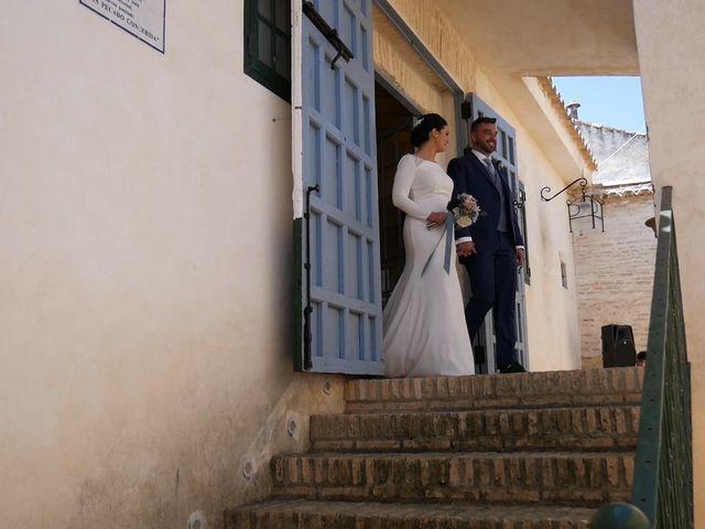 La boda de Cristina y Sergio en Villanueva Del Ariscal, Sevilla 23