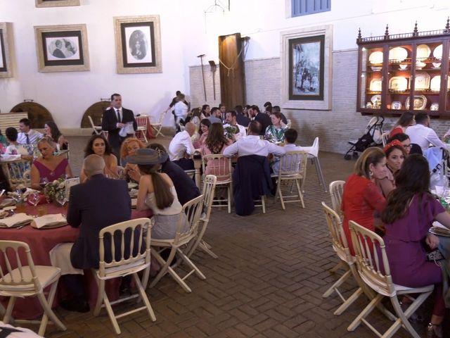 La boda de Cristina y Sergio en Villanueva Del Ariscal, Sevilla 30