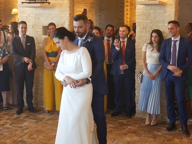 La boda de Cristina y Sergio en Villanueva Del Ariscal, Sevilla 31