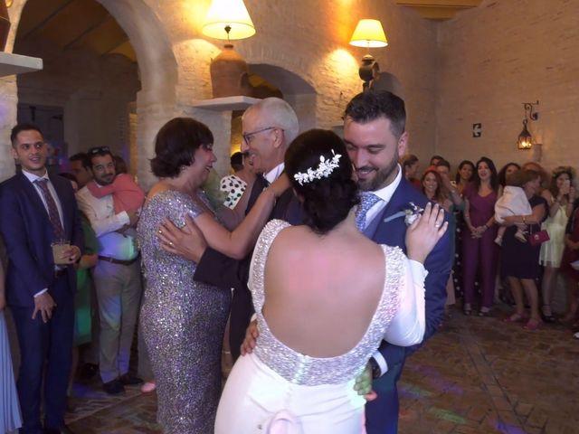 La boda de Cristina y Sergio en Villanueva Del Ariscal, Sevilla 32