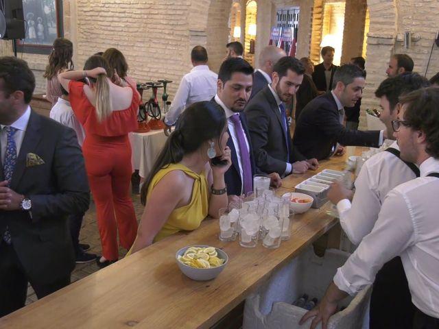 La boda de Cristina y Sergio en Villanueva Del Ariscal, Sevilla 36