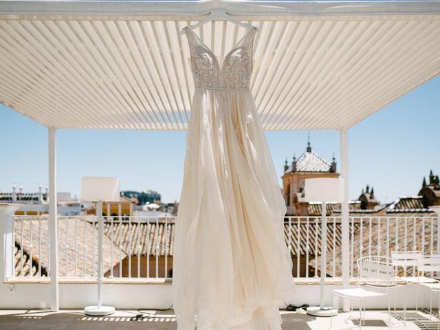 La boda de Ralph y Rebecca en Sevilla, Sevilla 8
