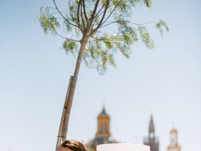 La boda de Ralph y Rebecca en Sevilla, Sevilla 9